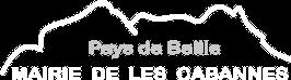 Mairie Les Cabannes Logo