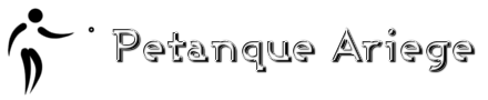 Pétanque Ariege Logo